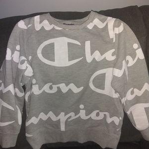 Kids champion sweatshirt